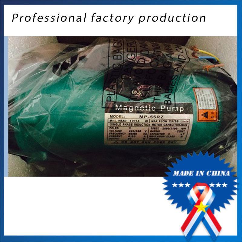 MP-55RZ Magnetischer Antrieb Nahrungsmittelgrad-Pumpen-Korrosionsbeständigkeit Chemische Flüssigkeitsübertragung