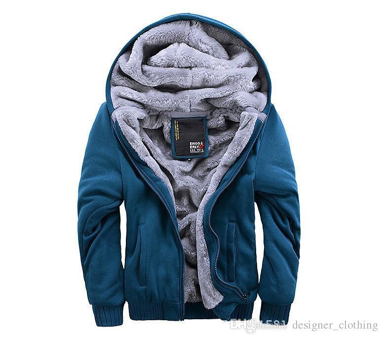 designer de roupas de algodão 2018 novas roupas de algodão espessamento casaco de inverno dos homens dos homens mais plus size algodão veludo juventude jaqueta Versão coreana