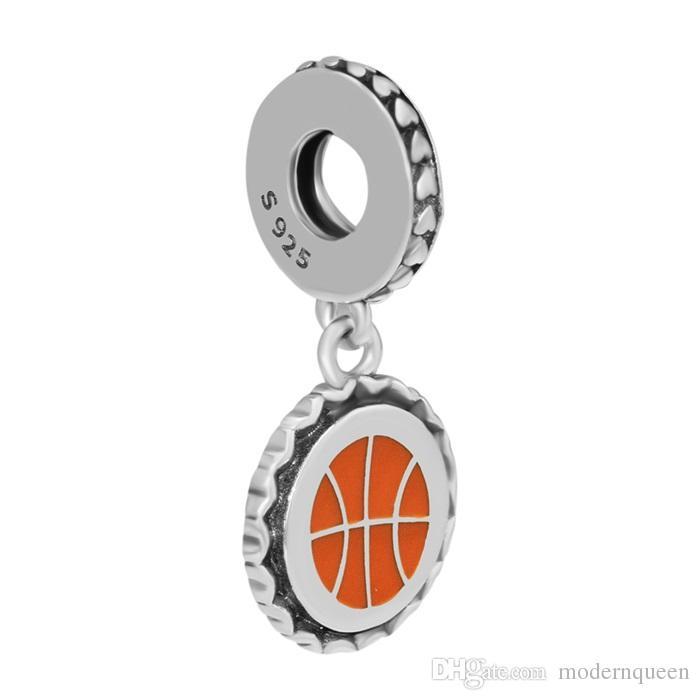 basketball charm pandora