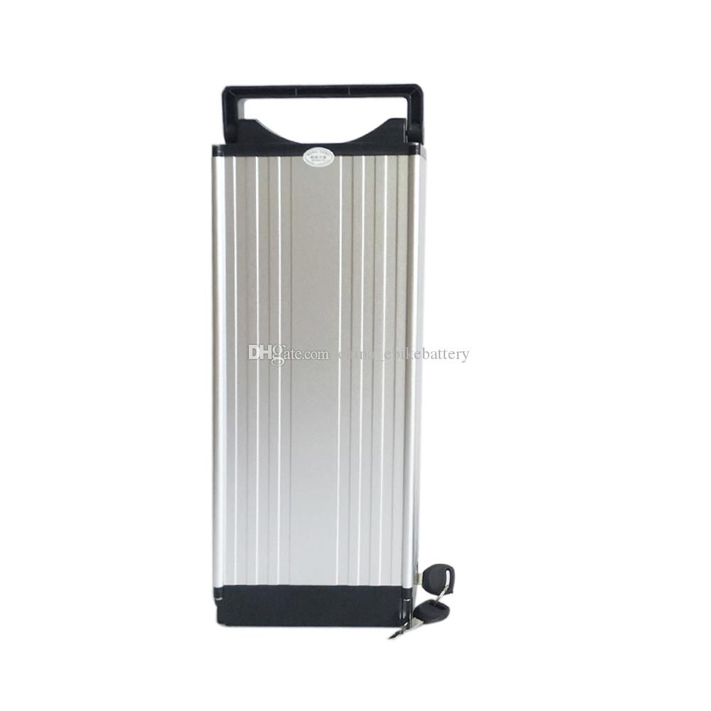 Free HOT electric e bike 36V 25ah battery lithium ion batteries 20A BMS for 350/500W motor + 2A charger