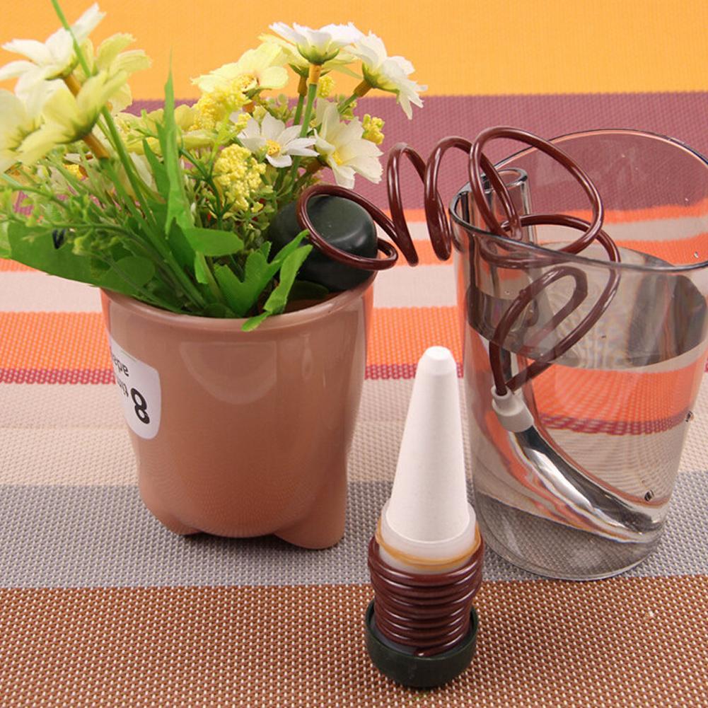25M Garten Wasser Bewässerung Tropfen Spray Mikro Pflanze Schlauch Set UK
