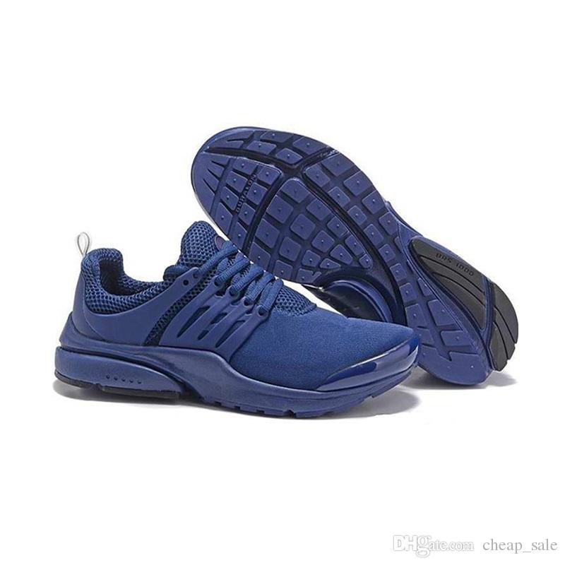 Großhandel Nike Air Presto Shoes Luxus Presto BR QS Laufschuhe Triple Schwarz Weiß Herren Turnschuhe Frauen Gelb Grau Sportschuh Designer Outdoor