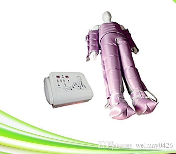 massaggiatore del piedino di pressione dell'aria della macchina del detox del corpo del salone sottile di bellezza della stazione termale