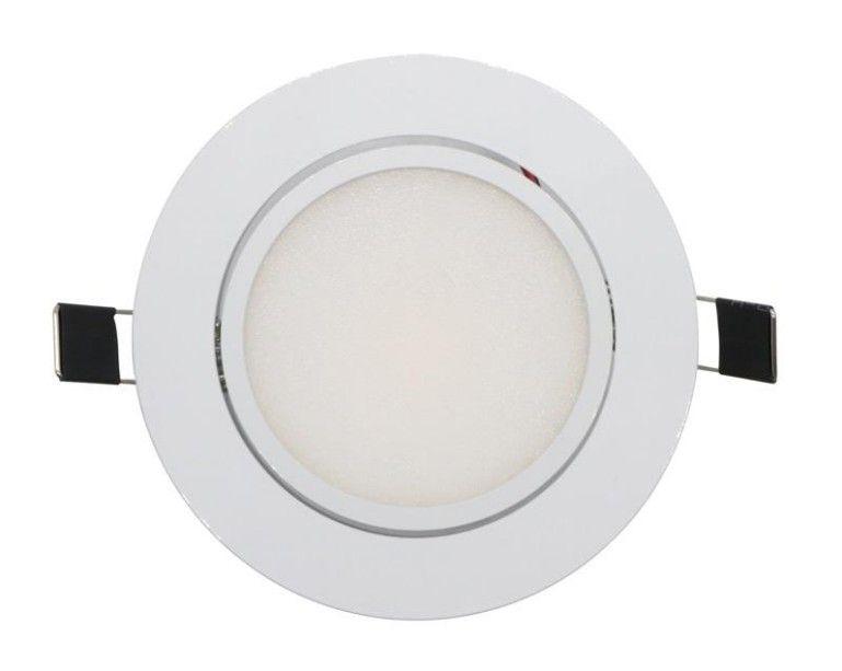 Super Brilhante Recesso LEVOU Downlight Ajustável COB 9 W LED Spot Light LED Decoração Lâmpada Do Teto AC85-265V LFA
