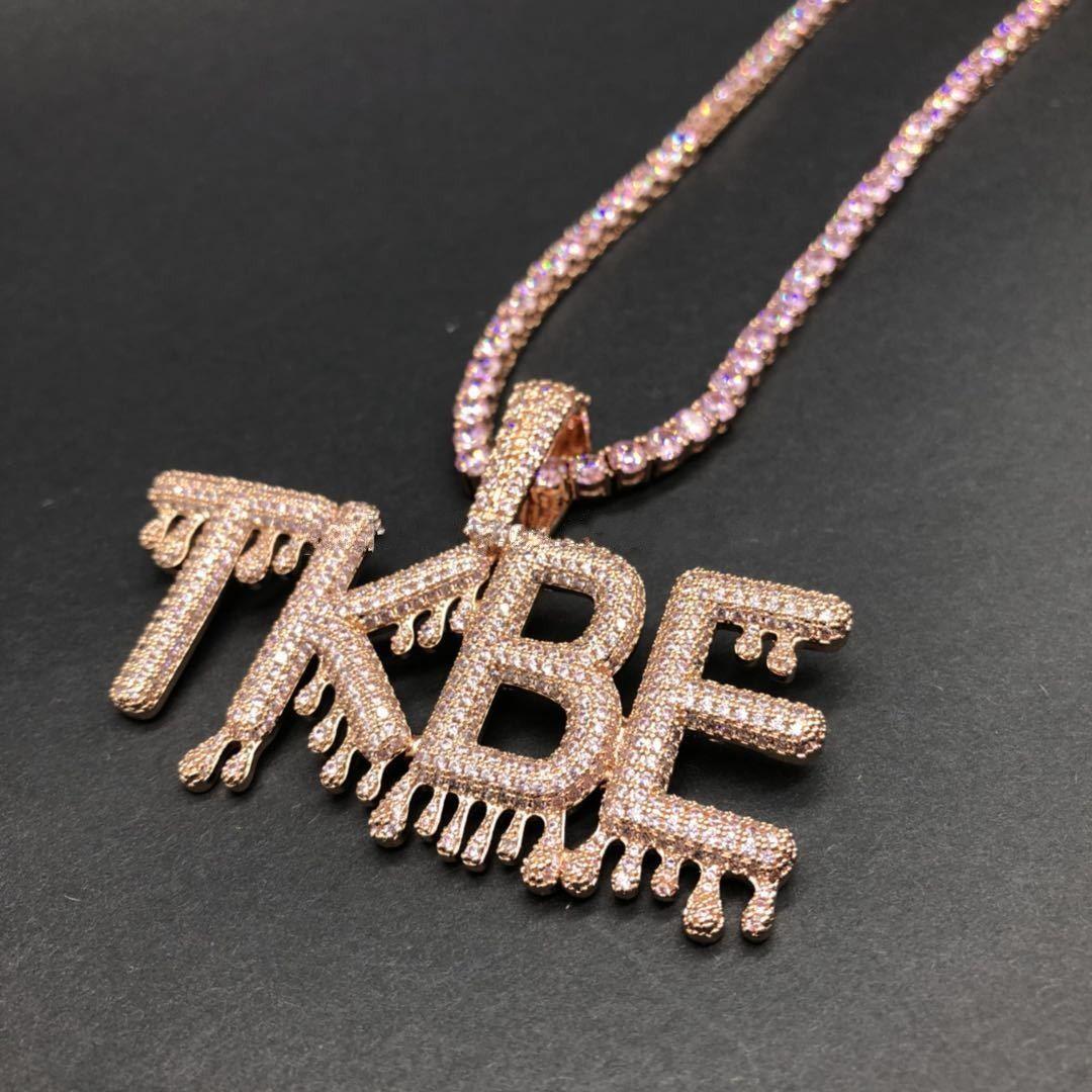 custom ice necklace
