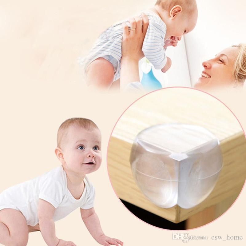 سلامة الطفل الطفل الآمن سيليكون حامي زجاج الجدول ركن حافة غطاء حماية الأطفال حافة ركن الحرس