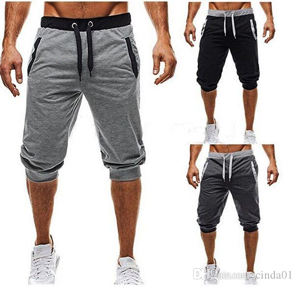 what are jogger shorts
