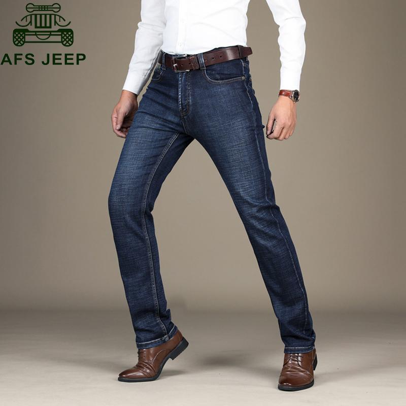 2020 2018 Spring Autumn Jeans Men