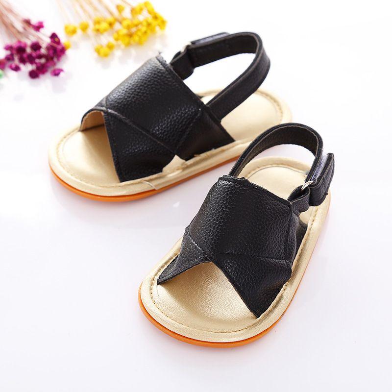 Fashion Sandals Summer Shoes Soft Beach Baby Boys Sandals anti-slip Walker Child Shoes Infantil Baby Schoentjes