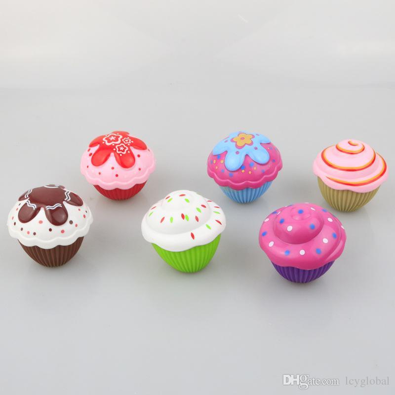Cupcake Mini Bambola Set 3 pezzi