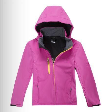 Gli uomini impermeabili traspiranti Softshell Jacket uomini all'aperto sport cappotti donna sci escursionismo antivento invernale Outwear Soft Shell giacca da trekking uomo
