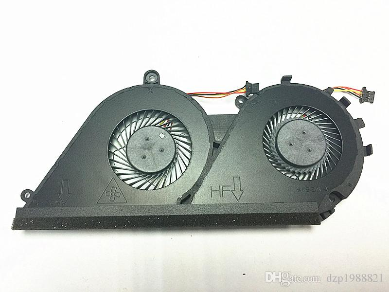 NUOVO dispositivo di raffreddamento per ventola di raffreddamento della CPU HP 14-j 14-j104tx 818110-001 DC28000G8F0 DFS170005050T