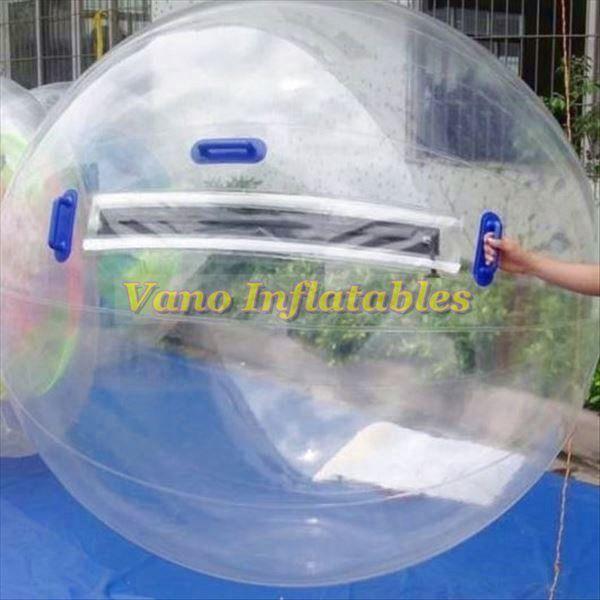 Wasser Zorbing TPU Bessere Qualität zu Fuß auf Wasserball Human Zorb Bälle transparent 1.5m 2m 2.5m 3m Kostenlose Lieferung