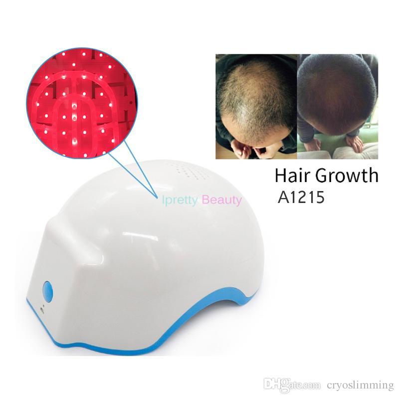 2018 Новый Лазерная маска для восстановления роста волос терапия против выпадения волос машина с 80 диодов светодиодный свет шлемCE одобрение