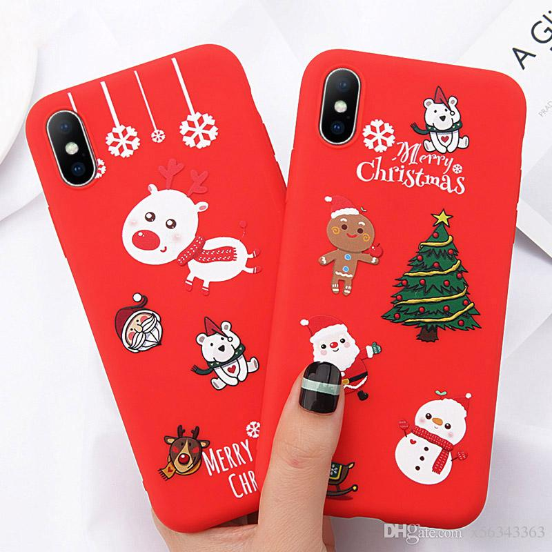 Cover natalizia iPhone 6 e iPhone 6s