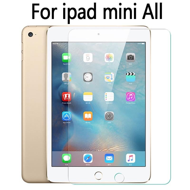 "Clear Tablet Glass Screen protector Guard For Apple iPad mini 2 retina 7.9/"""
