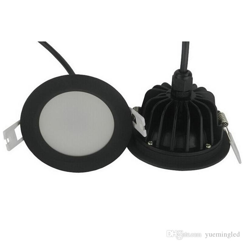 Wholesale price 10W 15W Waterproof IP65 High quality Recessed led downlight LED Spot light led ceiling lamp AC85-265V