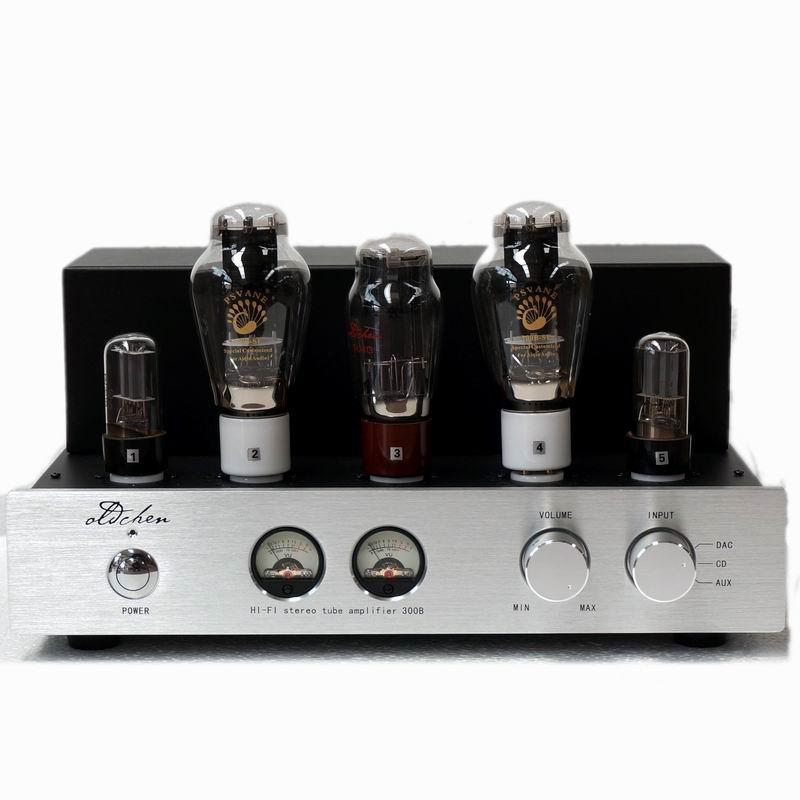 Laochen 300B ampificador de tubo HIFI Односторонний Clase A Ручной Vcauum ламповый усилитель (с Bluetooth) Напряжение 110 - 240 В Бренд New