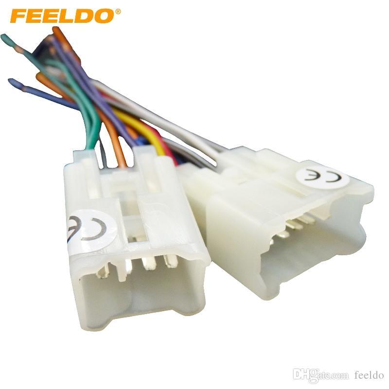 toyota wiring harness 2020 feeldo car oem audio stereo wiring harness adapter for toyota toyota wiring harness class action suit 2020 feeldo car oem audio stereo wiring