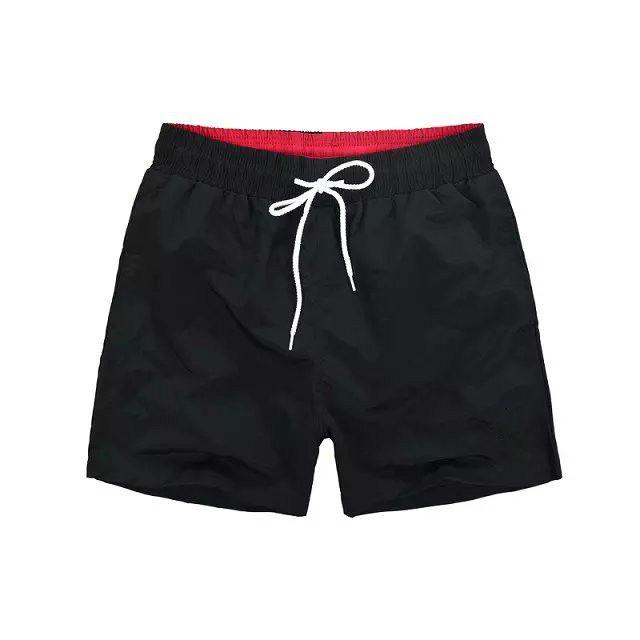 2018Summer quick dry большой двор новое качество Марка летние шорты мужчины горячий серфинг пляж мужчины пляжные шорты поло Мужчины настольные шорты топ