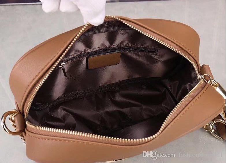 Ücretsiz Avrupa Çanta Omuz Yeni Stil Zincir Moda Küçük Paket ve Popüler Messenger Amerikan Tek Nakliye Çanta CDXCT