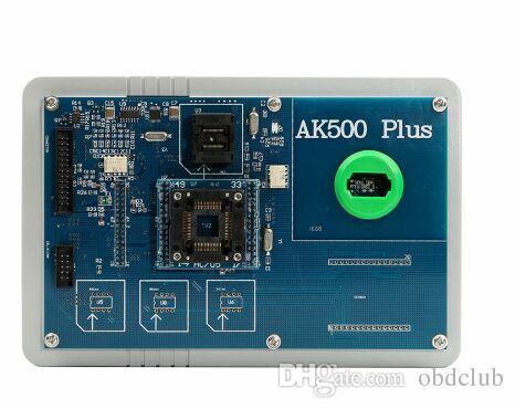 En İyi Kalite DHL Ücretsiz AK500 + AK500 Anahtar Programcı Mercedes Benz için EIS SKC Hesaplama AK500 Pro ile Mercedes AK500 Anahtar Programcı
