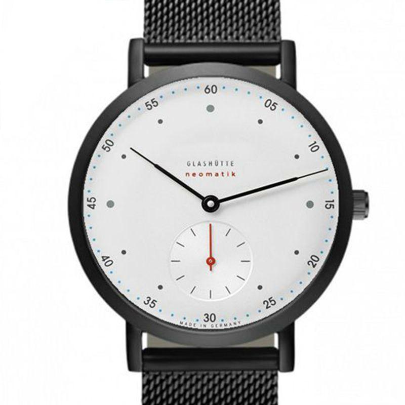Top Relojes para hombres Reloj de lujo Marca Banda de acero inoxidable Cinturón Dial Vestido casual Reloj de pulsera Regalo de negocios Para relojes de pulsera para hombre