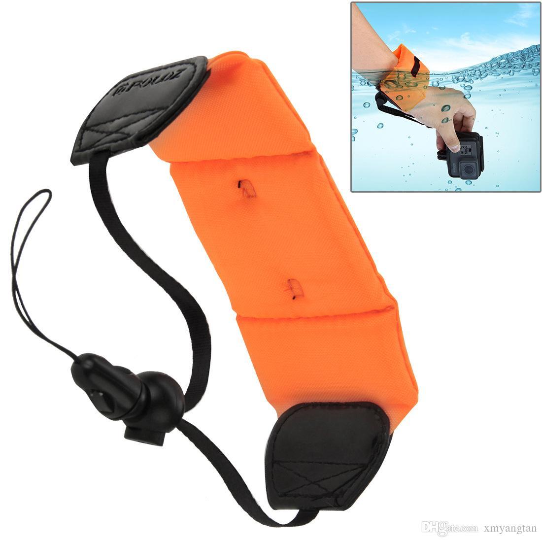 Водонепроницаемый дайвинг плавающей пены руки запястье ремень плавучий поплавок ручной ремень для go pro Hero 3 4 Xiao mi Yi SJCAM камеры