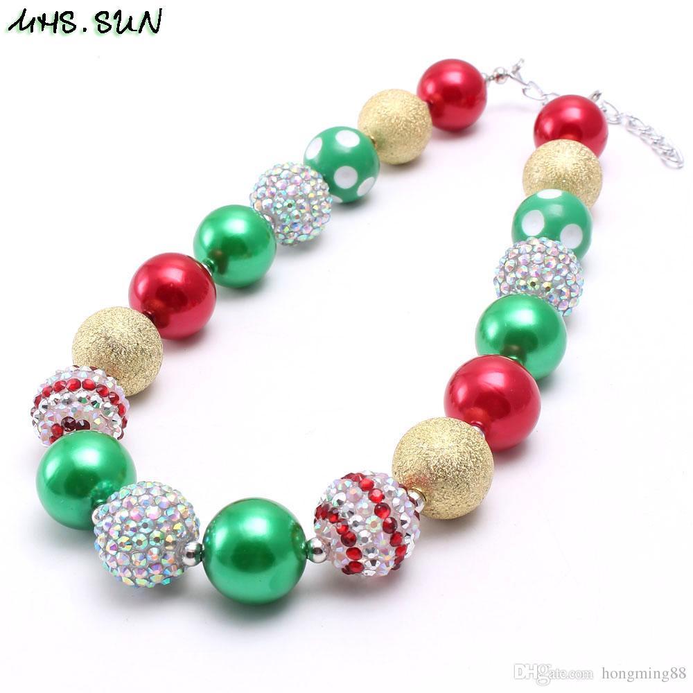 collier de perle enfant