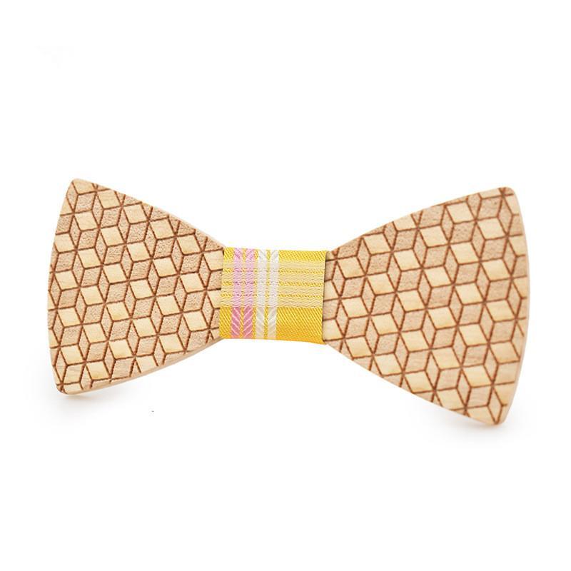 패션 품질 새로운 수제 좋은 나무 나비 넥타이 휴일 웨딩 비즈니스 캐쥬얼 남성과 여성 패션 나무 장식 활 넥타이
