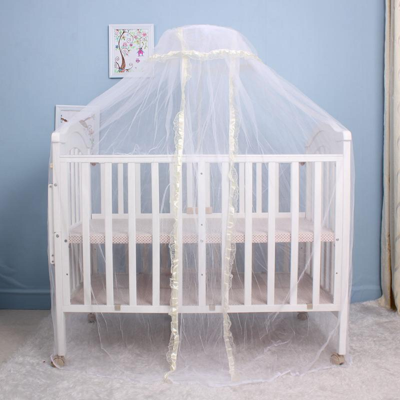 Portable Infant Baby Crib Netting Bed Tents Elegant Baby Infant
