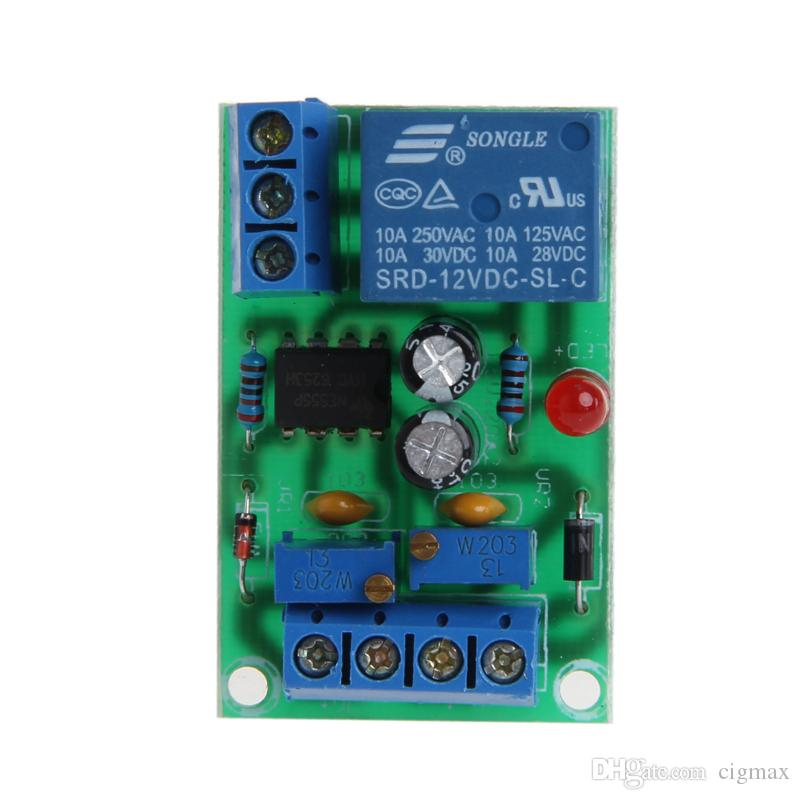 12V Charger Module Power Supply Controller Automatic Charging Protection Board