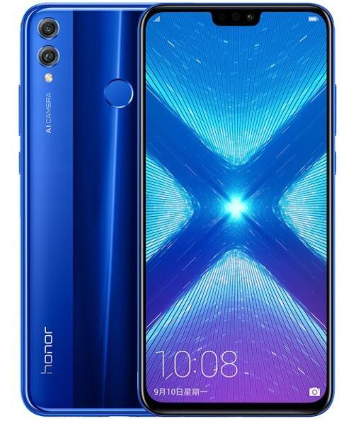 Compre Original Huawei Honor 8X Firmware Desbloqueado Telefone Octa Núcleo  Global 64 GB / 128 GB 6 5 Polegadas Dupla Câmera Traseira 20MP Android 8 0