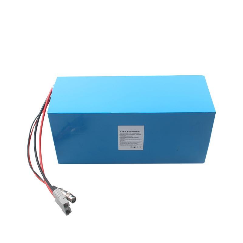 Batteria triciclo elettrico ricaricabile 13S1P 48V 67Ah batteria lipo con cella NMC LG 67Ah per scooter haley / golf cart