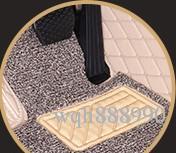 Car floor mat specially for Mercedes Benz CLS E S class W218 W219 W210 W211 W212 W213 W220 W221 W222 high quality carpets rugs good