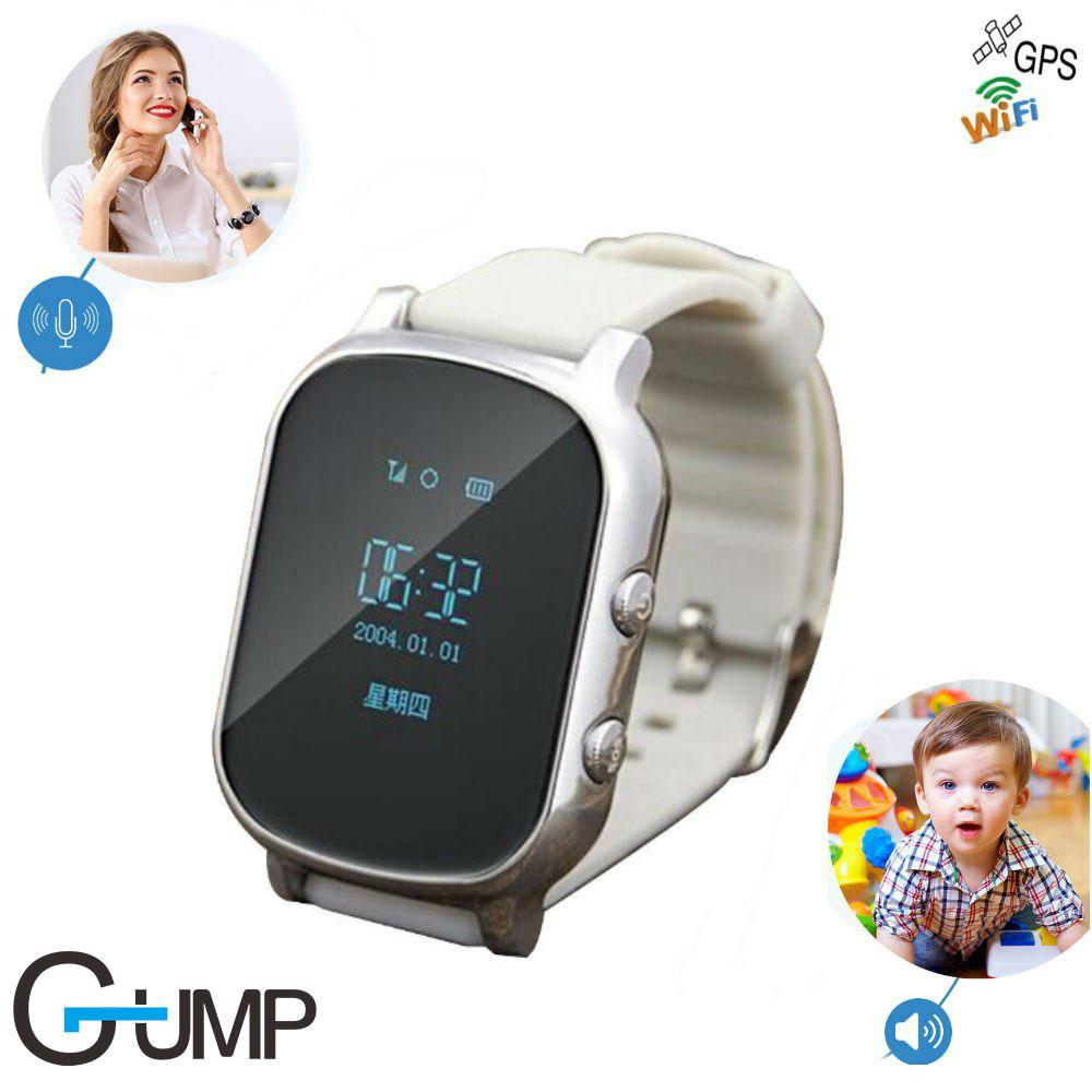 Precise GPS Kids old man Smart Watch T58 support GPS WIFI SOS LBS Locate Finder emergency call GPS smartwatch T58 for child gift