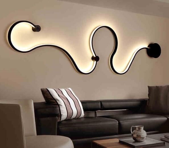 Acquista Decorare Luci Lampadario A LED Corridoio Camera Da Letto Corridoio  Lampada Da Parete Hotel Applique Lampada Sconce A $112.32 Dal Grege | ...