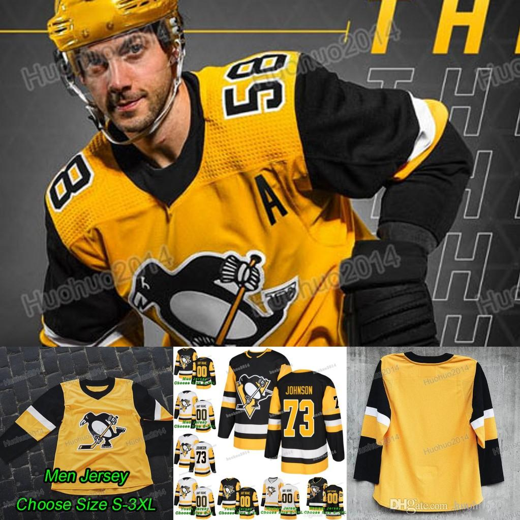 pittsburgh penguins new 3rd jersey