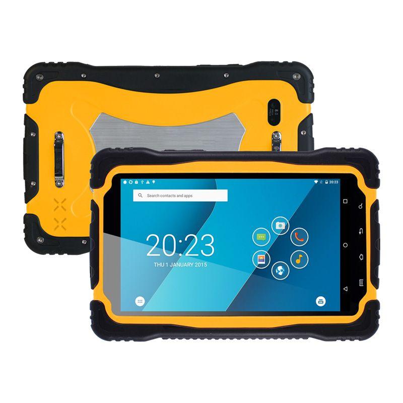 Hugerock T70V2 7 Inch Sunlight Readable Screen 3GB RAM 32GB ROM 9650mAh IP67 Waterproof 4G Rugged Android Tablet