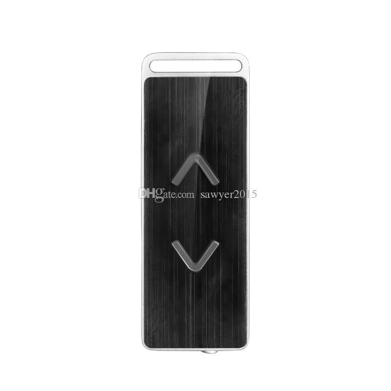 8GB Digital Diktiergerät Aufnahmegerät Audio Voice Recorder USB Stick Silber NEU
