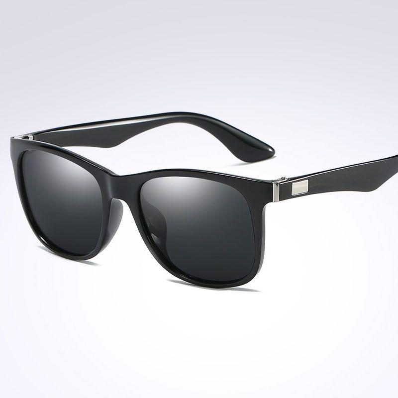 Occhiali da sole polarizzati di vendita degli uomini degli occhiali da sole di modo che guidano gli occhiali da sole polarizzati classici di buona qualità occhiali da sole classici UV400 all'ingrosso