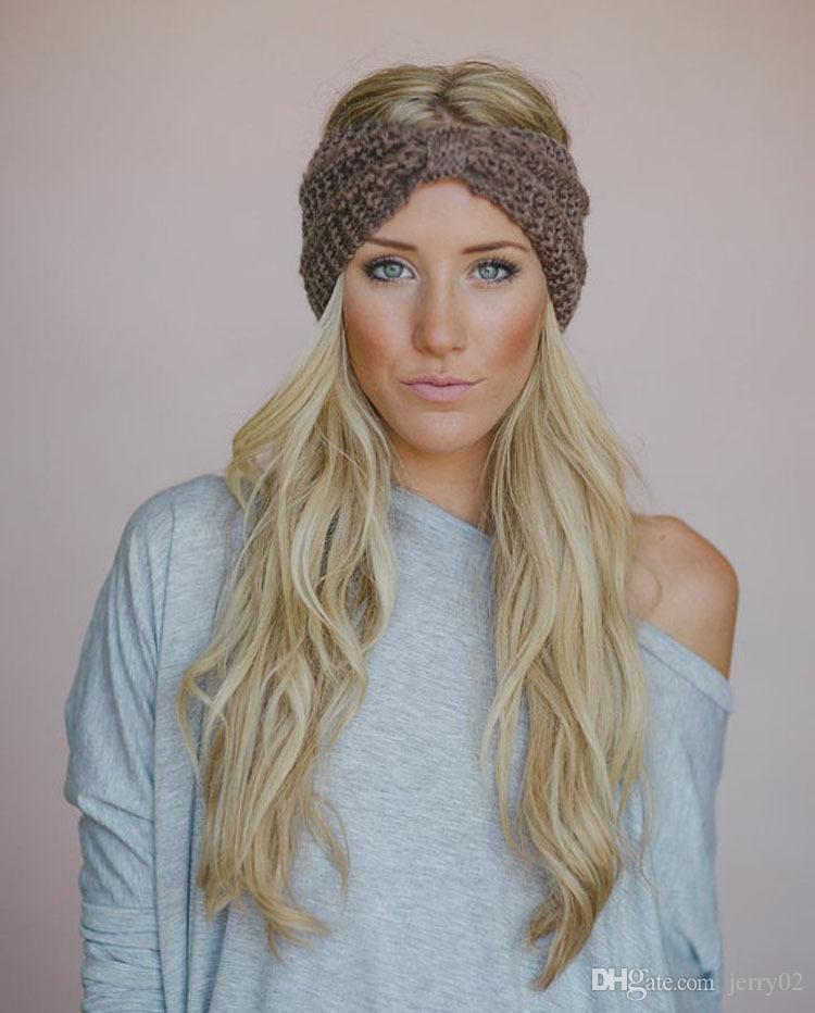 Frau Floral Wide Sports Yoga Stirnband Damen Stretch Haarband Elastic Turban New