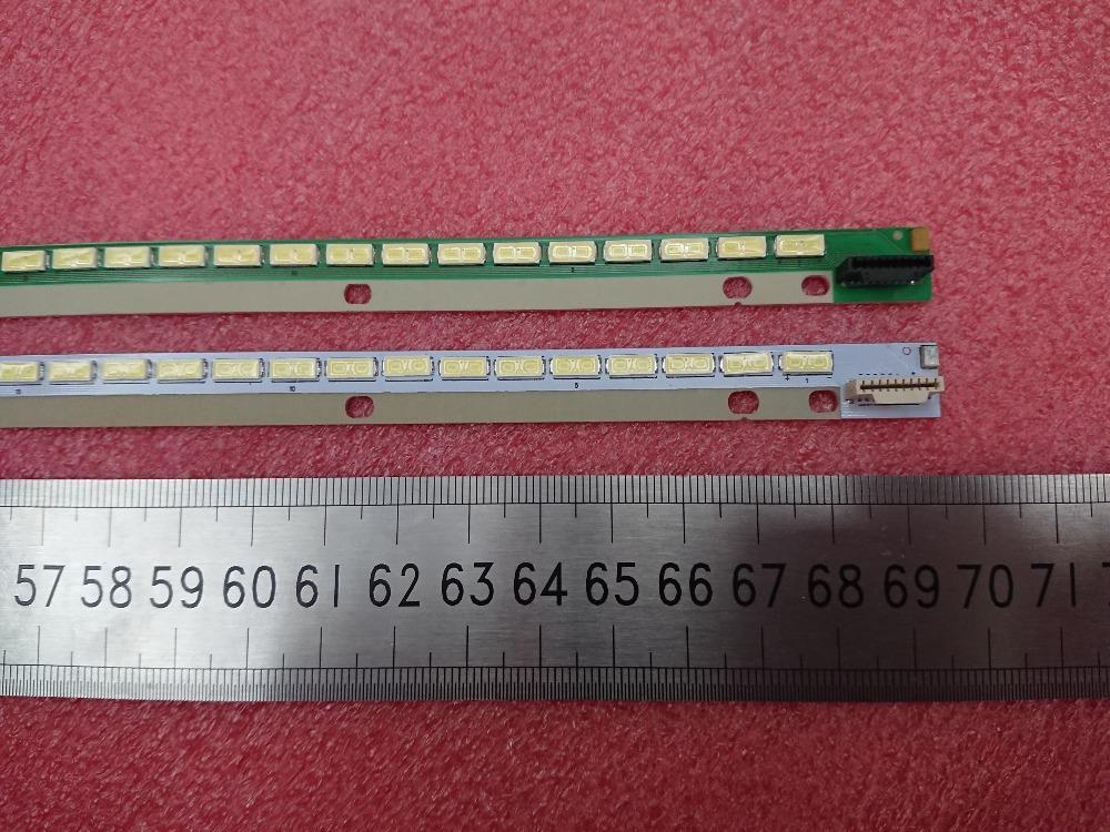 """Freeshipping новый 695MM 84LED светодиодной подсветкой полосы 55"""" V13 и края 6916L1249A 6916L1092A для 6922L-0048A 6916L-1535A 55E610G LC550EUN(СФ Ф1)"""