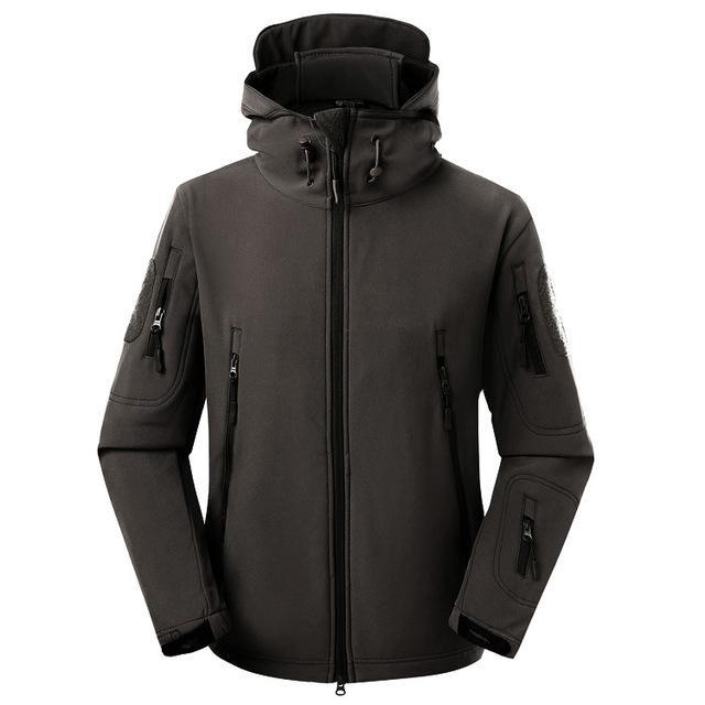 Outdoor Bekleidung V4.0 wasserdichte Soft Shell Jacke Tactical Armee SWAT Militär Winddichtes Military Oberbekleidung-Mantel-Kleidung im Freien