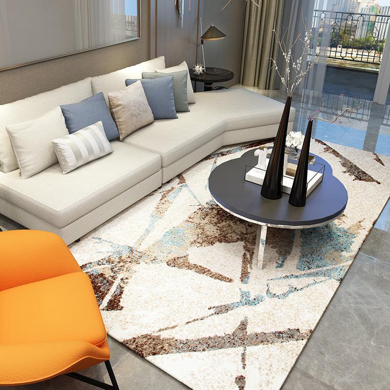 200 * 290 cm Große Größe Moderne Mode Teppich Teppiche rutschfeste Fußmatten Für Wohnzimmer Schlafzimmer Dekoration Lieferungen