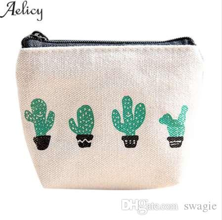 Aelicy donne borsa della moneta di alta qualità ragazze carino moda donna per bambini Mini borsa del portafoglio cambio portachiavi piccolo sacchetto dei soldi