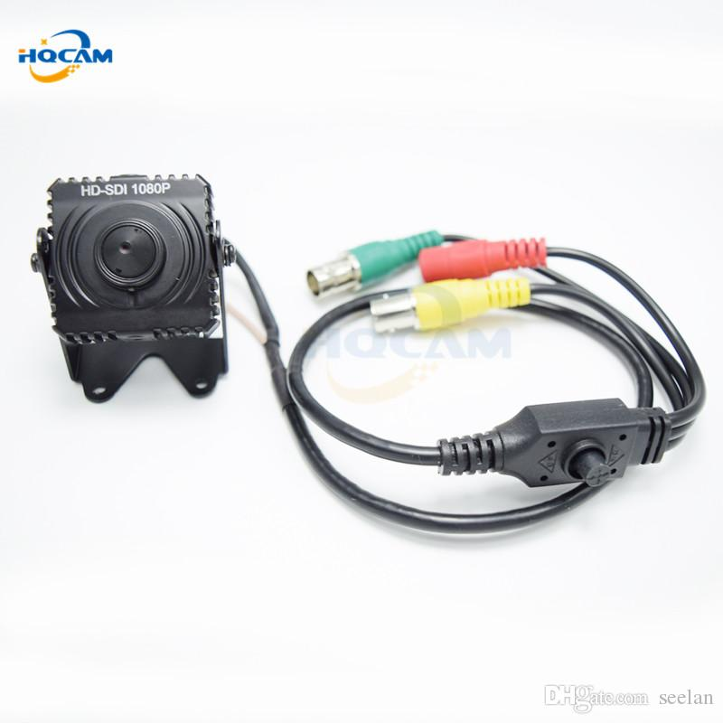 HQCAM 1080P Small SDI Camera 1/3 inch progressive scan 2.1 Mega Pixel