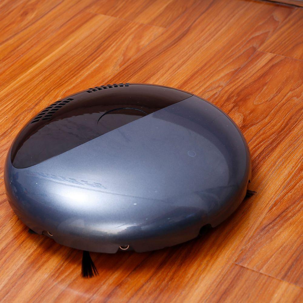 NEW Modell Marke Clean QQ7 APP 3D-Musik-Player Roboter-Staubsauger Selbstlade Hobel Reinigung Patent Ultraschallwelle technische