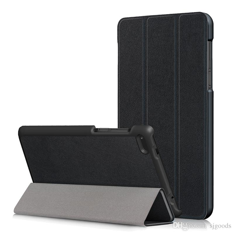 20 PCS Tablet Ultra Magnetic Stand PU Leather Case For Lenovo Tab 7 Essential TB-7304F 7inch Smart Folding Folio Cover +Pen