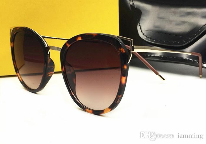Sommaire avec des femmes Sunglasses Boîte Soleil Sunglasse Fashion Mens Verres Conduite Verres Expédition Vent Uv400 équitation Vélo Soleil Soleil Atevg